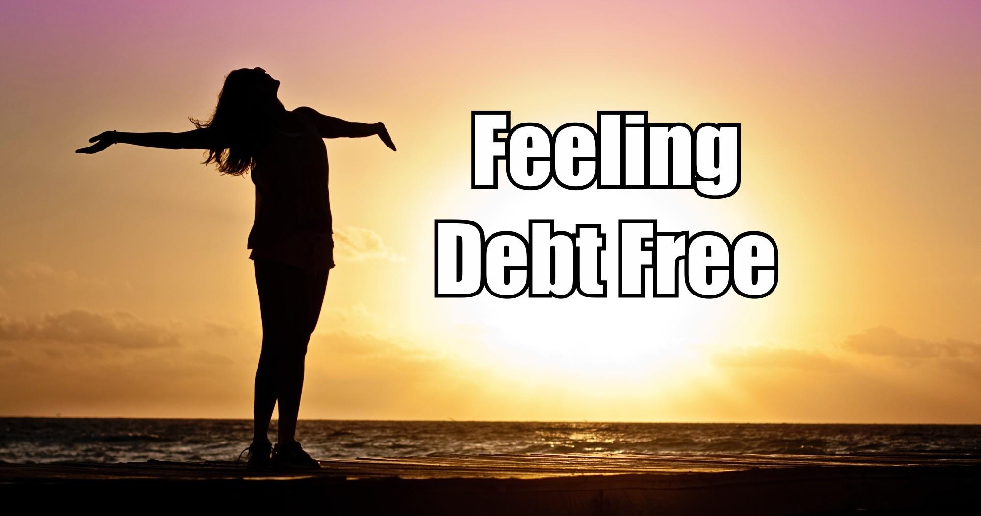 Feeling Debt Free